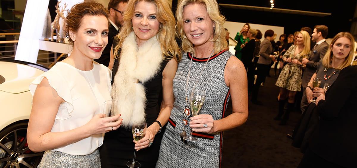 Nadine Geigle 11. Woman Business Lounge - Mercedes-Benz Hamburg 2016 11.Woman Business Lounge Mercedes b1