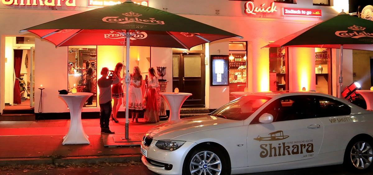 Nadine Geigle 27. Geburtstag des indischen Restaurants Shikara b2 Shikara 2014