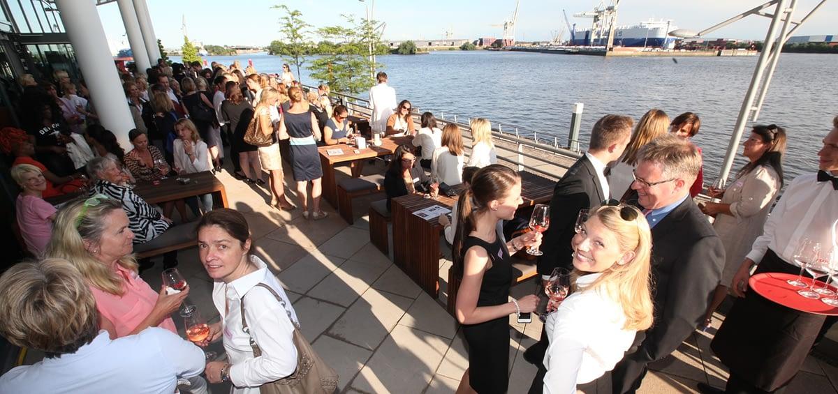 Nadine Geigle 1. Woman Business Lounge - Unilever - Hafencity 1.WBL Unilever b2