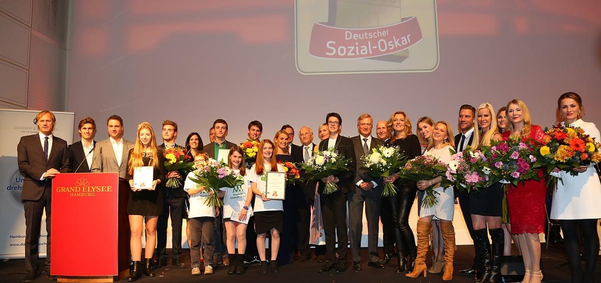 "Nadine Geigle Hamburger Herbstempfang ""Verleihung des Sozial-Oskars"" Herbstempfang b1"