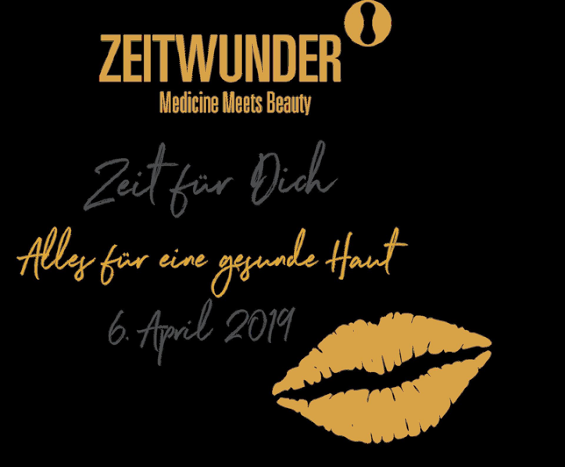 Nadine Geigle Event Zeitwunder Hamburg Titel